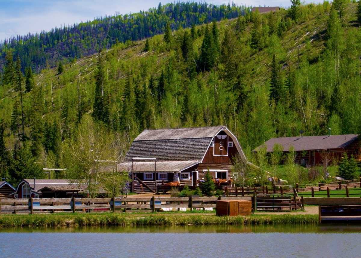 The C Lazy U Ranch is a premier dude ranch in Colorado