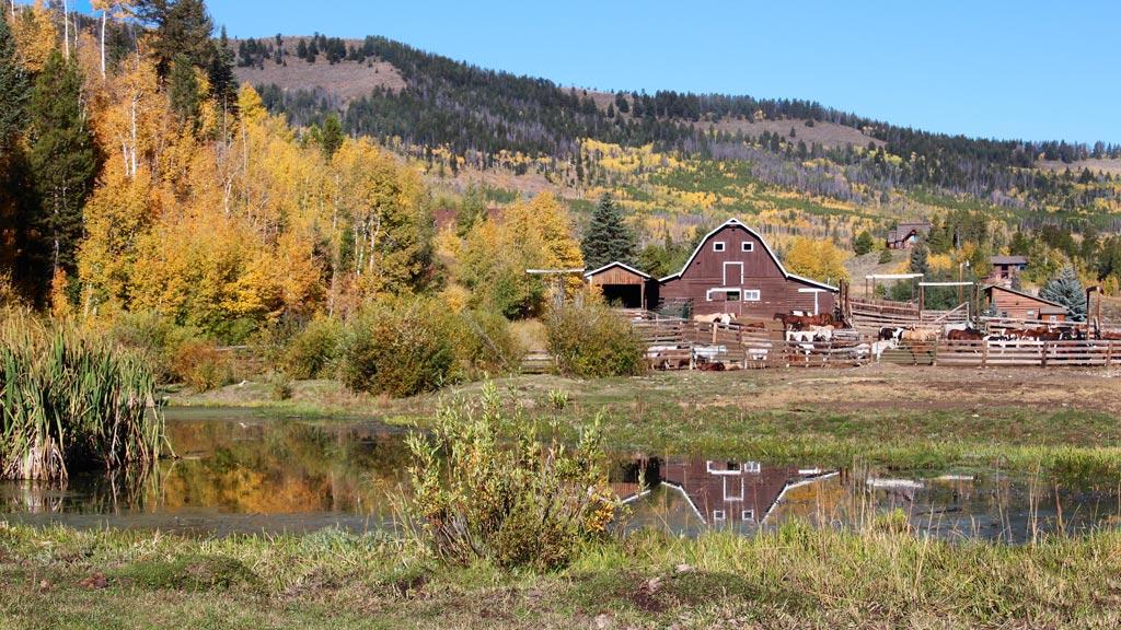 The C Lazy U Ranch